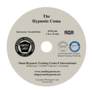 Hypnosis Training Download DL166