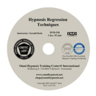 Hypnosis Training Download DL210