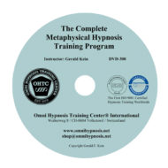 Hypnosis Training Download DL300